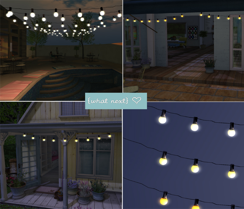 New amalfi string lights for lazy sunday what next new amalfi string lights for lazy sunday aloadofball Images