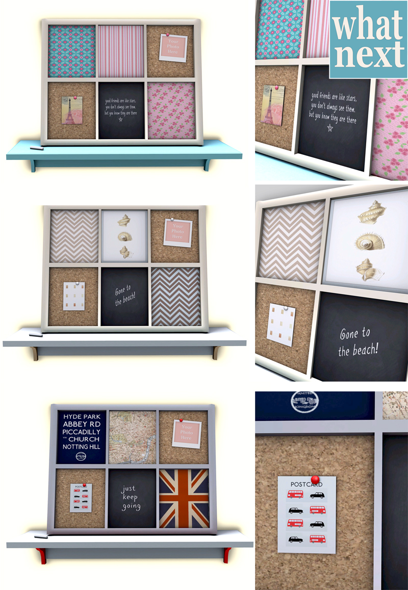 Boutique Pinboards!