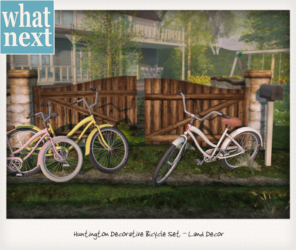 {what next} Decorative Huntington Set for MP1