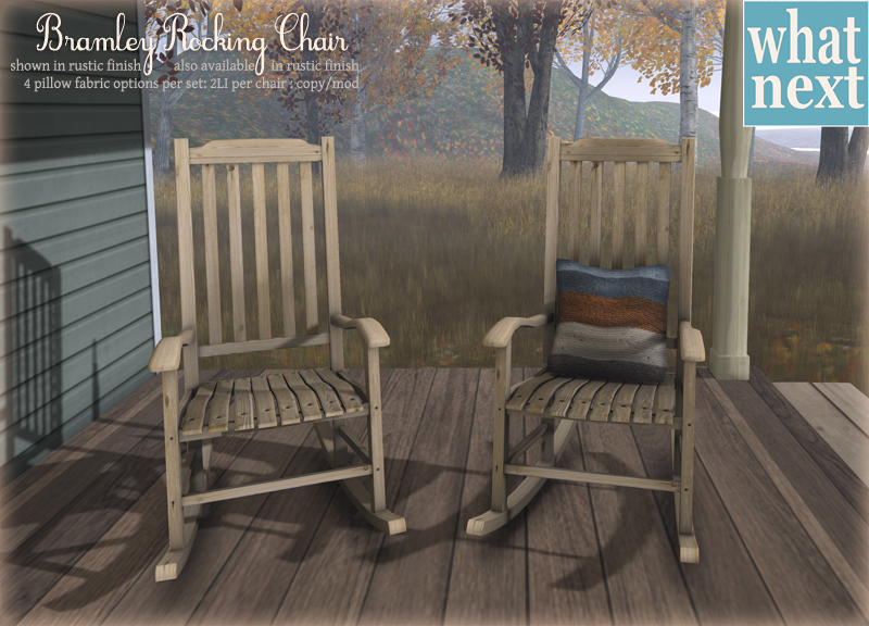{what next} Bramley Rocking Chair Pine Blog2