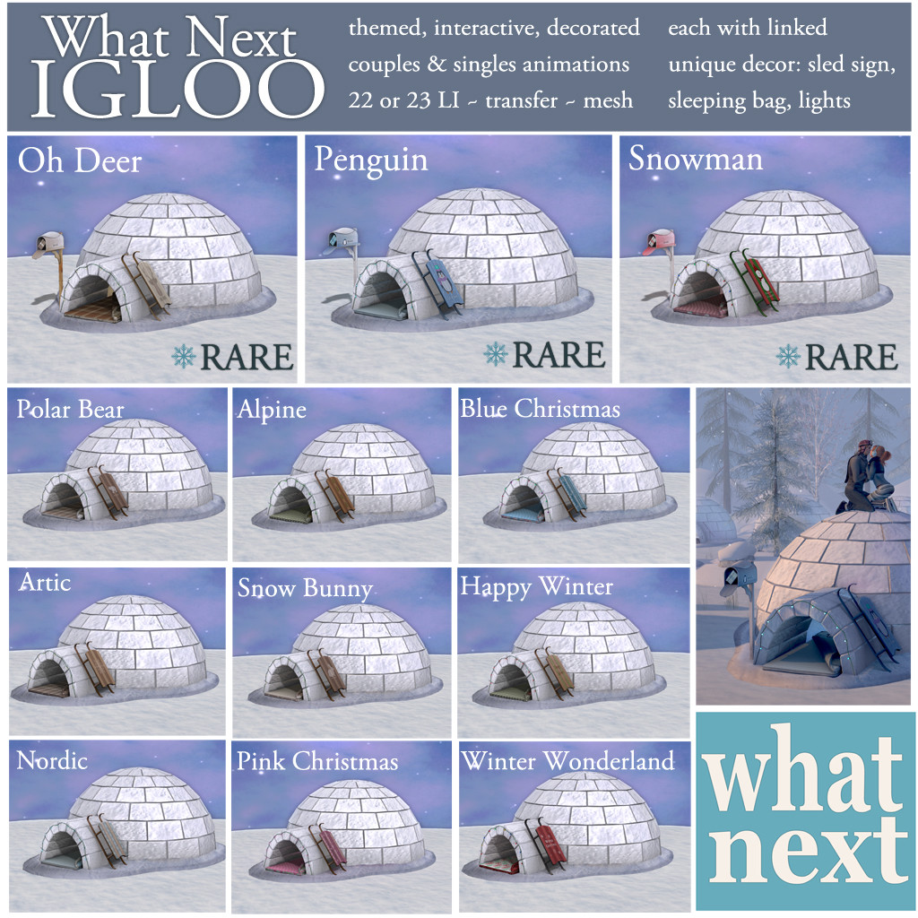 {what next} Igloo Gacha Key 1024x1024 for shopping guide