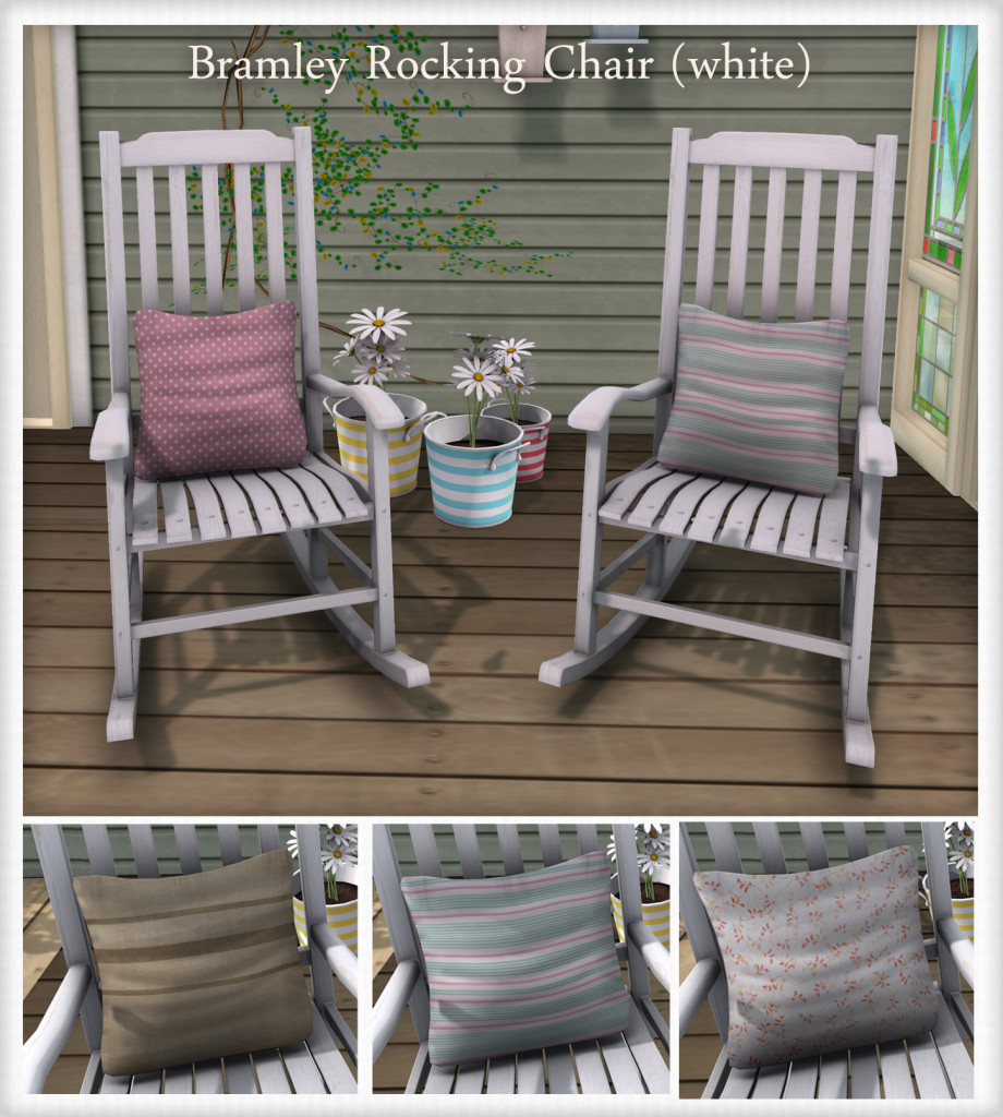 {what next} Bramley Rocking Chairs White marketplace