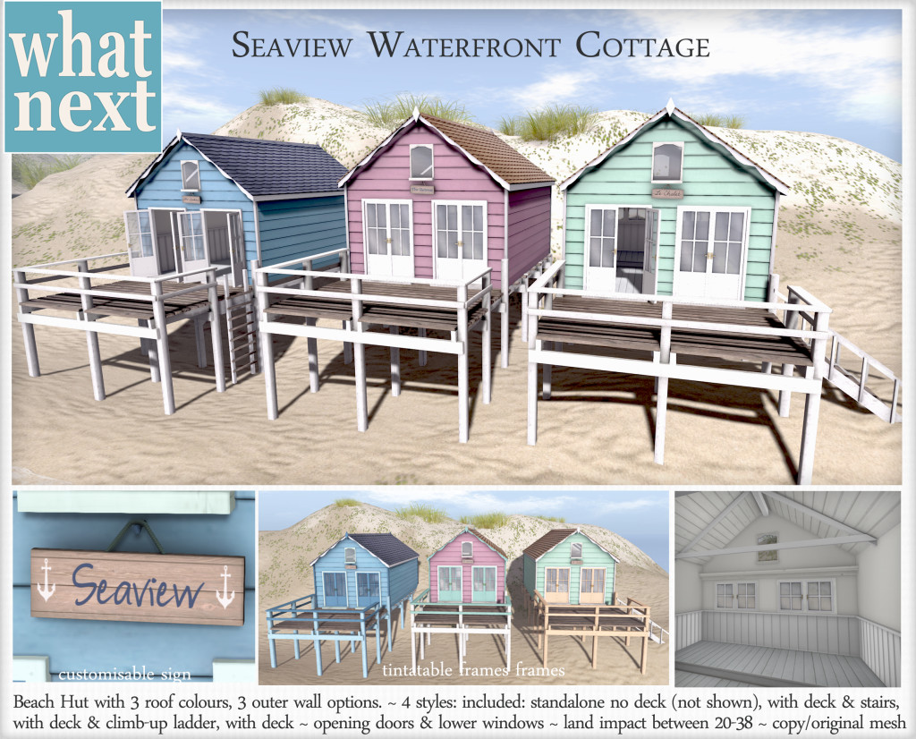 {what next} Seaview Waterfront Cottage Vendor2