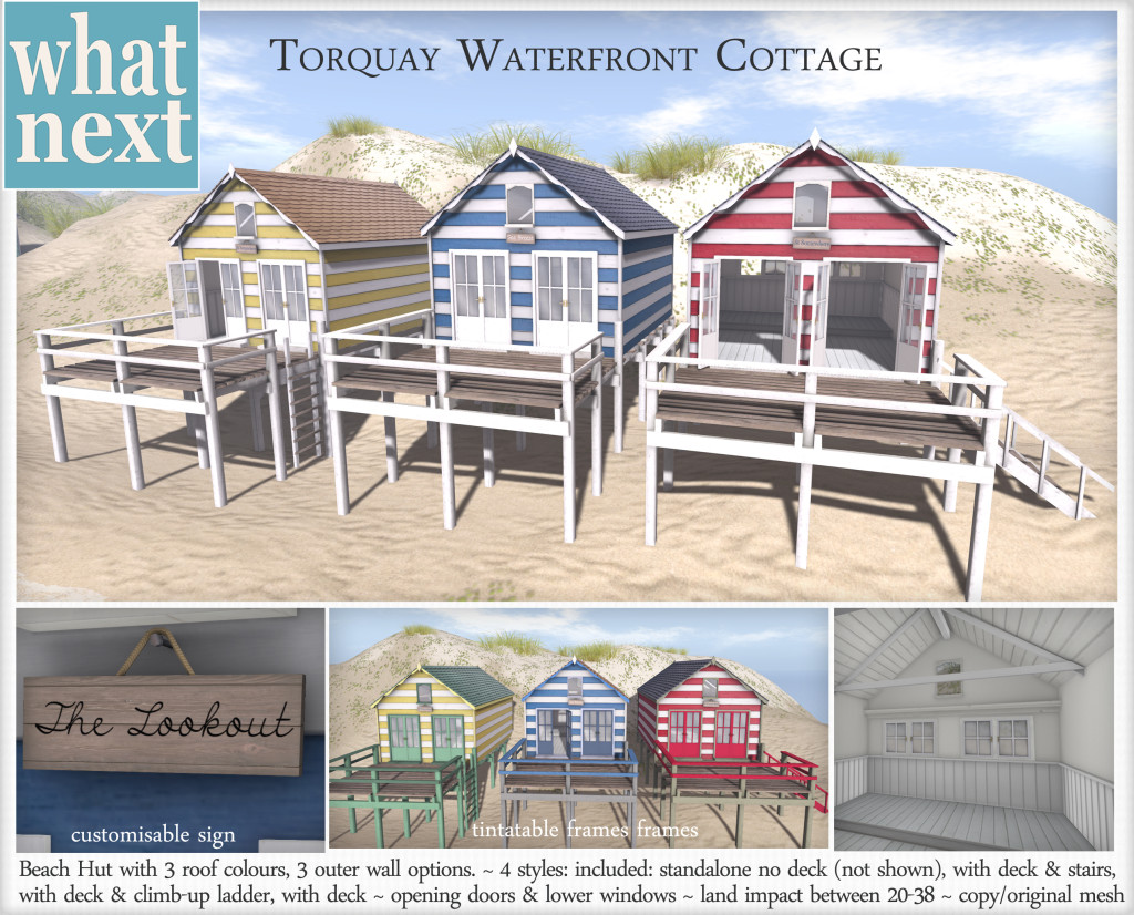 {what next} Torquay Waterfront Cottage Vendor2