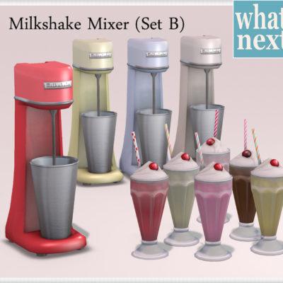 Fifty Linden Friday Milkshake Mixers!