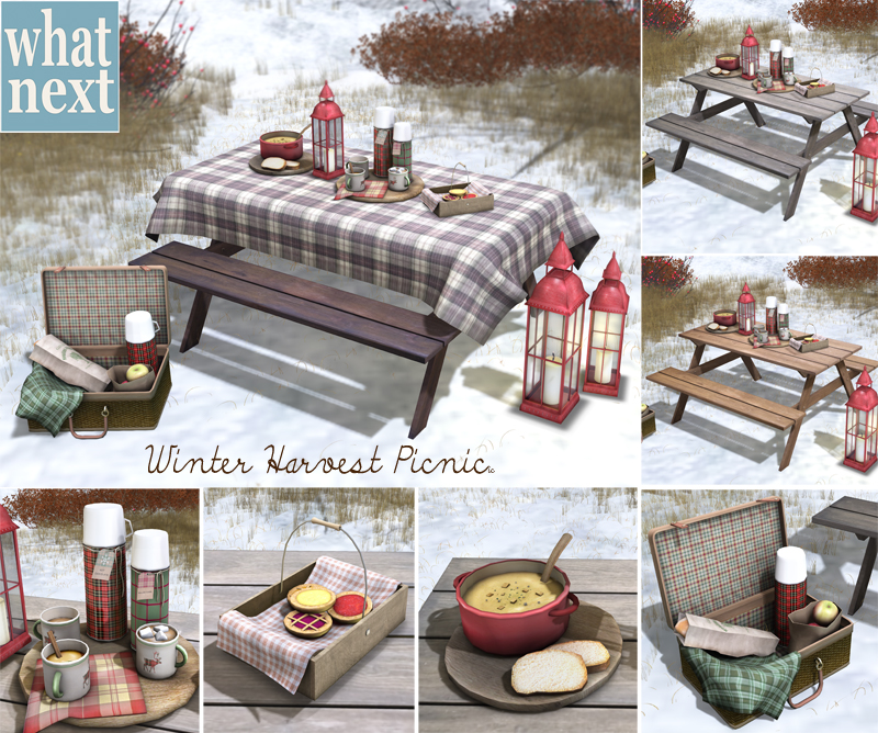 {what next} Winter Harvest Picnic 800