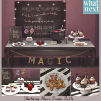 {what next} Witching Hour Treats Table Promo_1024