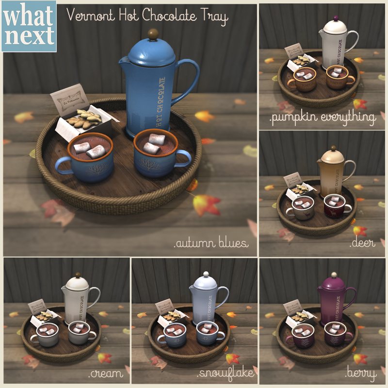 {what next} Vermont Hot Chocolate Tray 800x800