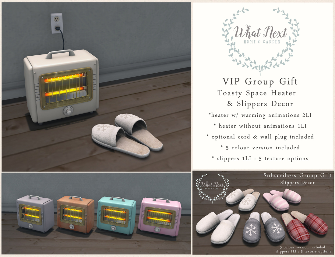 New group gifts at What Next!